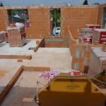 Rohbau Obergeschoss 3