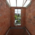 Rohbau Obergeschoss 5