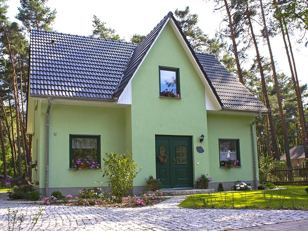 Einfamilienhaus bauen mit marco heise bau gmbh in und um for Einfamilienhaus berlin