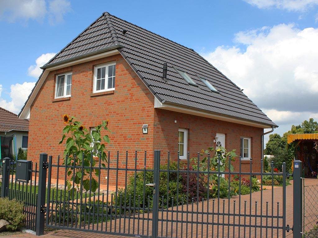 Verklinkertes einfamilienhaus im gro raum berlin bauen for Einfamilienhaus berlin
