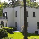 Stadtvilla Garten Souterrain